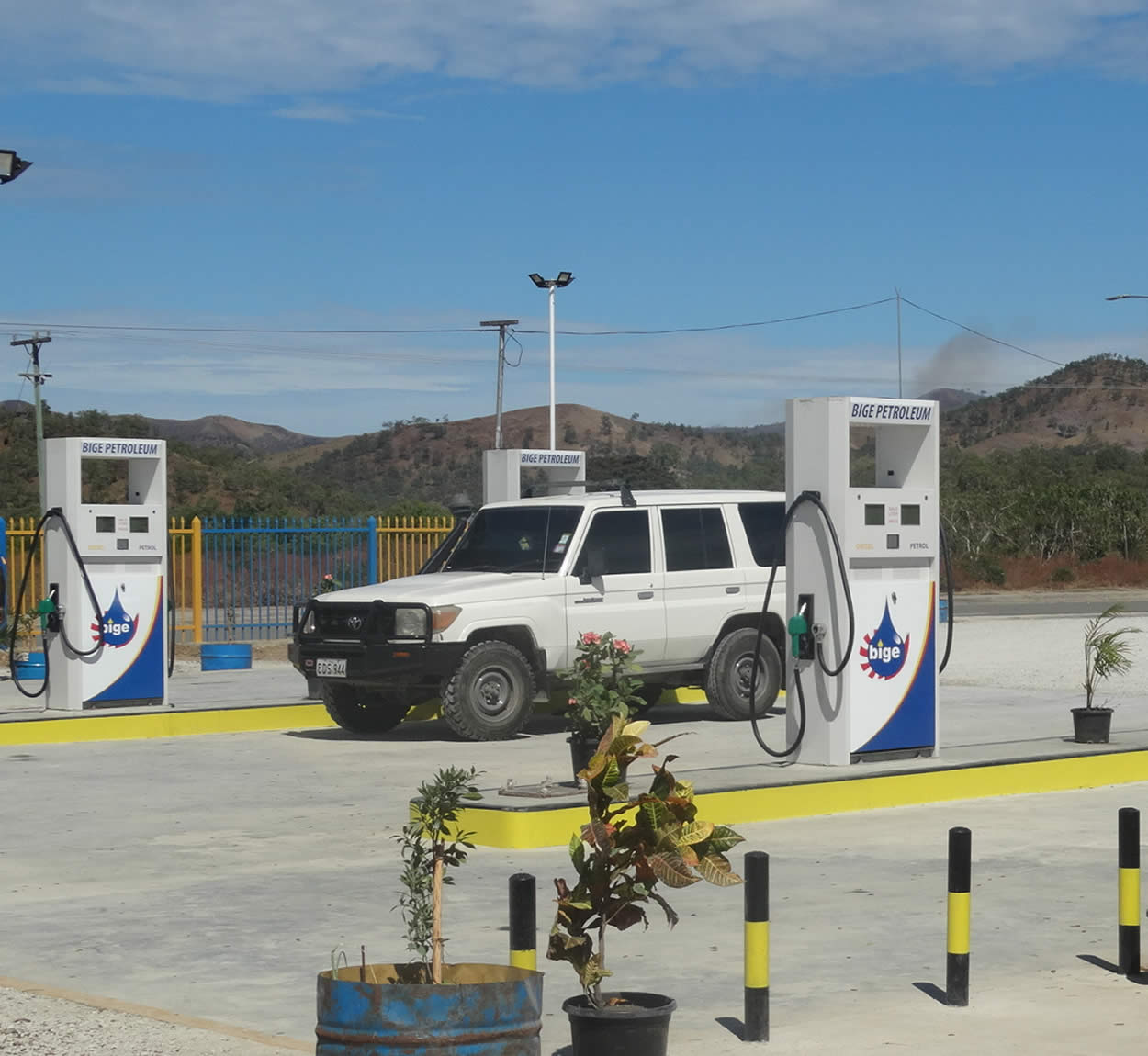 Fuel Service Stations